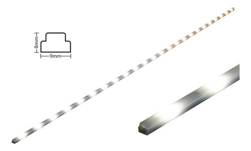slimled, stripled, tiras de led, lampara led, 60cm l 6w
