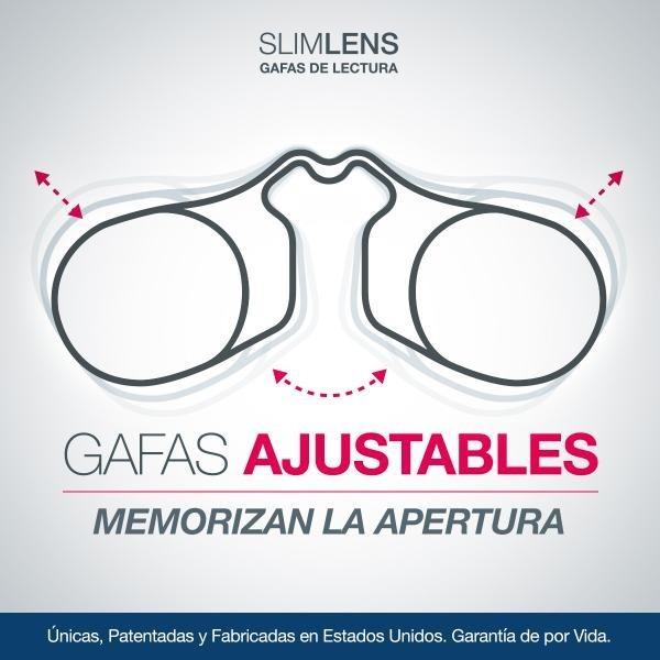 2591919294 Slimlens Gafas De Lectura De Diseño Único Pack De 7 2.5 - $ 4.999,00 ...