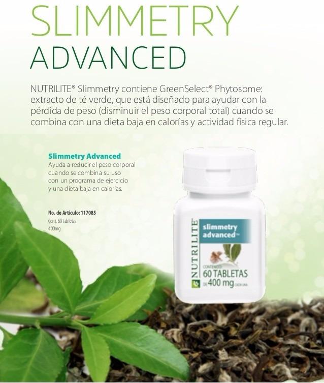 Slimmetry Advance Nutrilite X 60tab Promocion