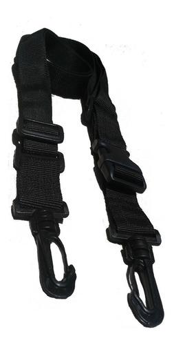 sling portafusil tactico 2 y 3 puntos airsoft caceria caza s