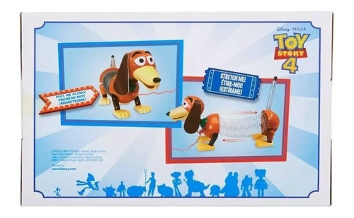 slinky dog original tamaño real toy story 4 26cm