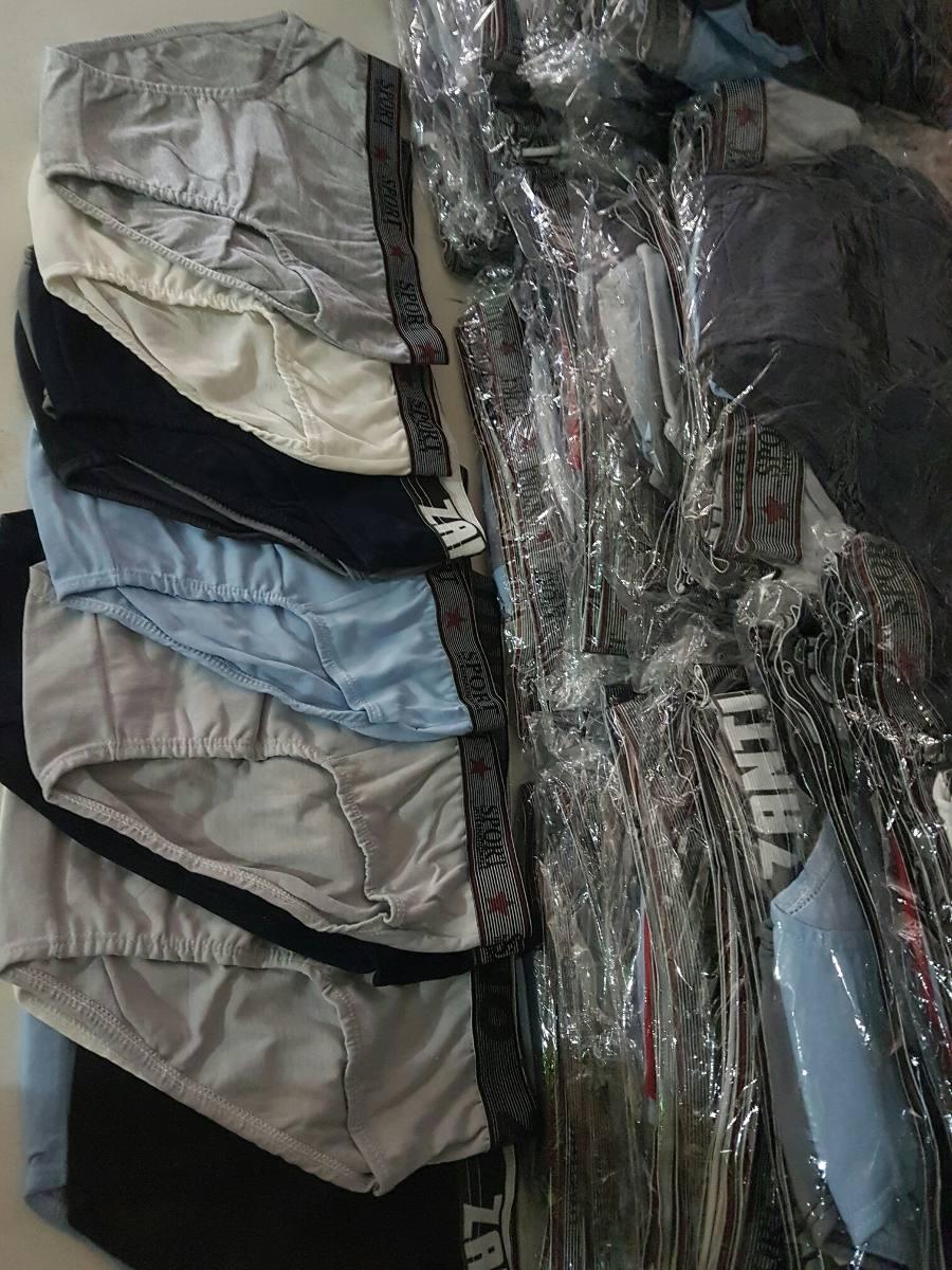 9124970435655 Slip De Hombre Pack Por 12 Unidades Por Mayor Y Menor -   270