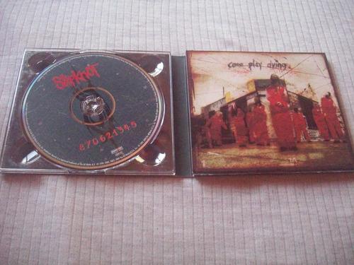 slipknot 10th anniversary edition cd/dvd