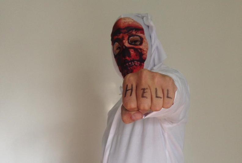Slipknot All Out Life Máscara