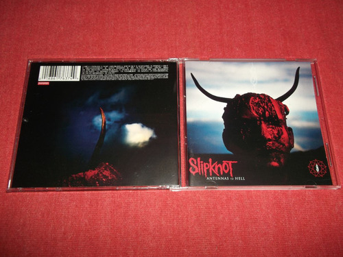 slipknot - antennas to hell cd usa ed 2012 mdisk