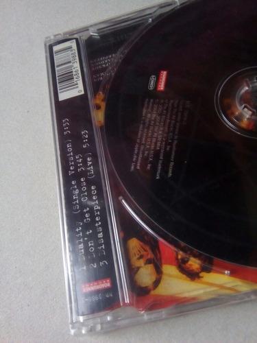 slipknot cd single duality europeo no manson rammstein