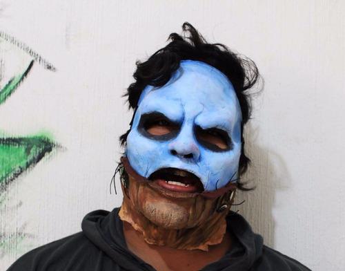 slipknot corey taylor mascara latex vocalista metal nueva