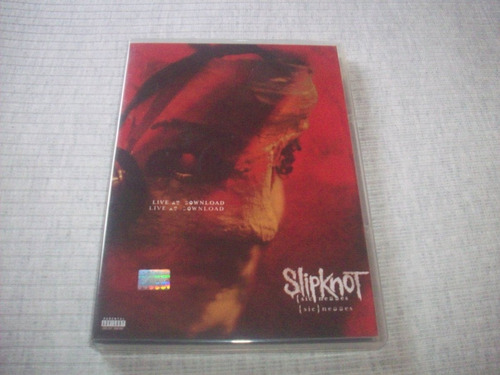 slipknot live at download (sic)nesses doble dvd