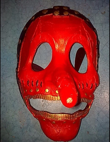 slipknot máscaras