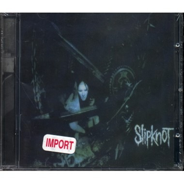 slipknot: mate feed kill repeat cd  import nuevo