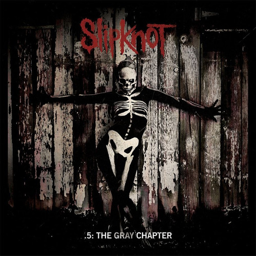slipknot the gray chapter edition europeo 2 lp vinilo