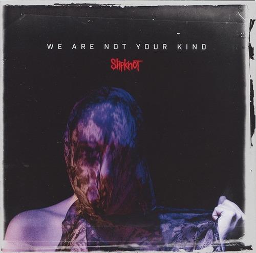 slipknot we are not your kind cd nuevo original en stock