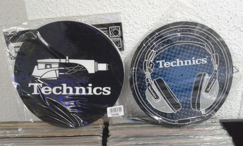 slipmath technics dj c/logo original tornamesas