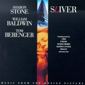 sliver - soundtrack cd (1993) - hm4-envío gratis