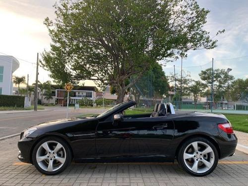 slk 200 série especial limitada + nova do brasil 7 mil km