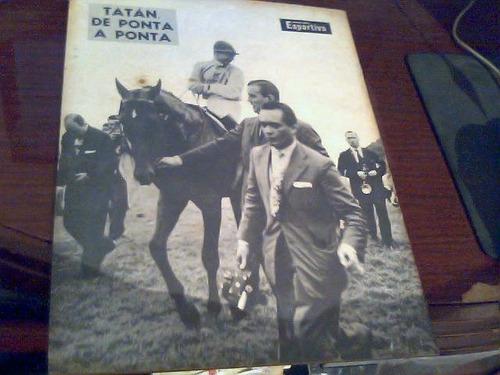 *sll* revista manchete esportiva n 38  - ano 1956