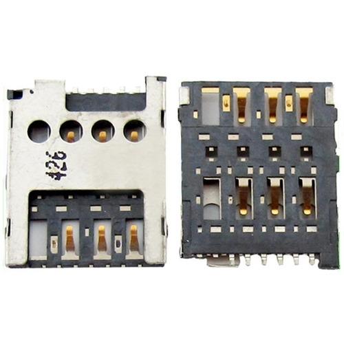 slot conector gaveta chip sim card nokia lumia n630 envio já