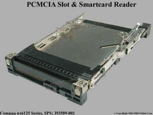 slot pcmcia notebook compaq nx6110