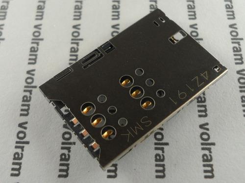slot sim card sony ericsson xperia u st25i st25 x5