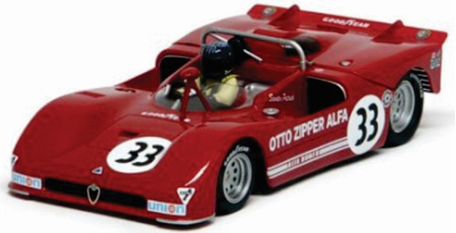 slot.it alfa romeo 33/3 can-am 1/32 slot scalextric carrera