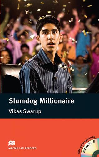 slumdog millionaire - macmillan readers - intermediate - boo