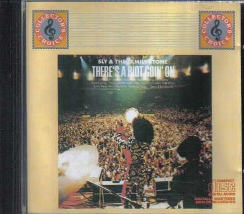 sly and the family stone theres a riot goin on cd original
