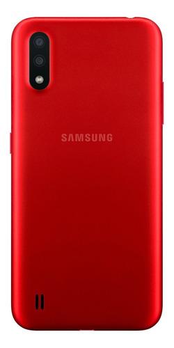 sm-a015mzrecoo galaxy a01  32gb rojo 16