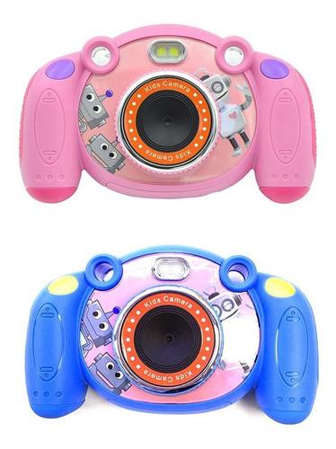 sm7 mini cámara digital 2 pulgadas de dibujos animados lindo