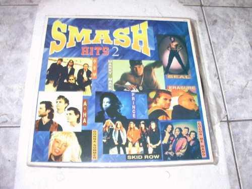 smach hits 2 - 1992