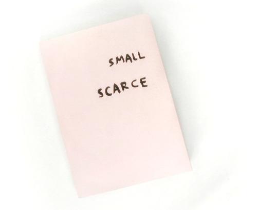 small scarce. lucía von sprecher