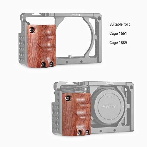 smallrig funda para cámara digital sin espejo para sony alph
