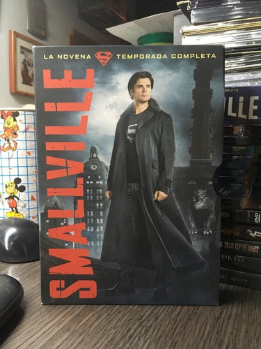 smallville - la novena temporada (2010) 6 dvds