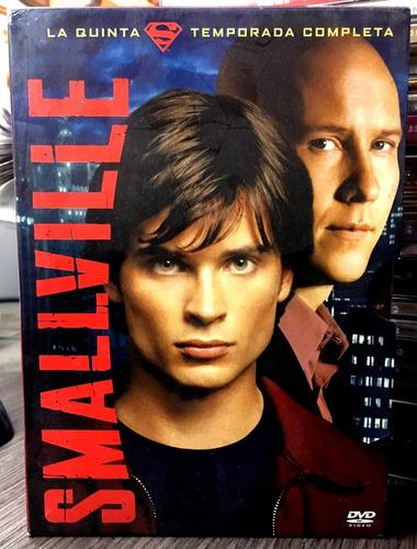 smallville - la quinta temporada (2006) 6 dvds