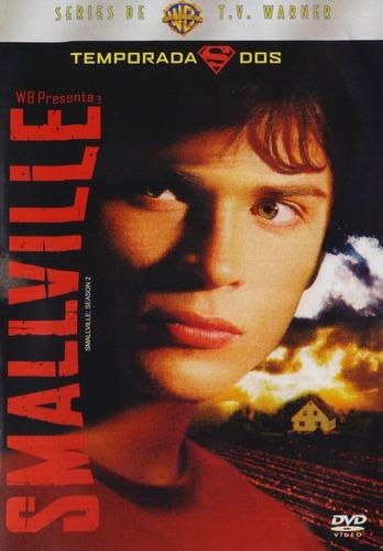 smallville segunda temporada 2 dos dvd