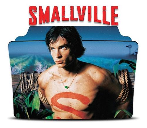 smallville serie completa 1080p fullhd (h265) digital