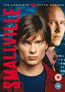 smallville temporada 5 dvd original nueva y sellada