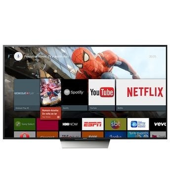 smart android tv 4k hdr ultra hd xbr-55x855d