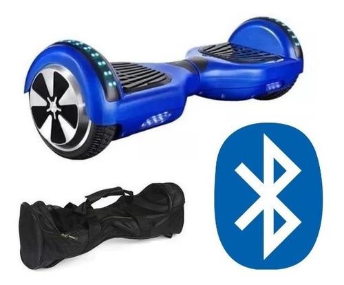 smart balance overboard skate eletrico bluetooth rodas 6.5