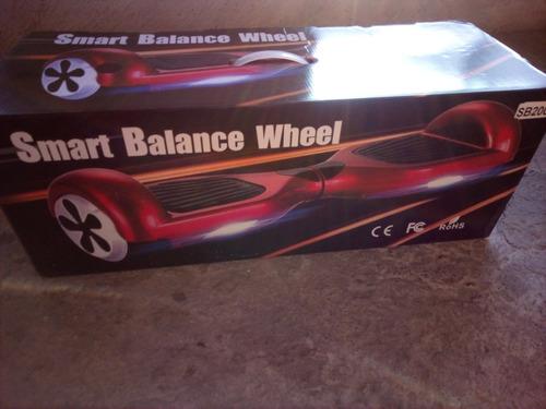 smart balance wheel nuevo negro