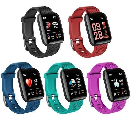 smart band d13 smart bracelet deportivo 116 plus