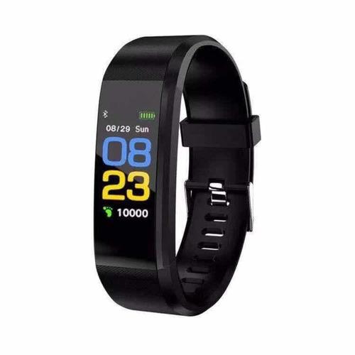 smart band id115hr + plus cardio reloj fitness tracker