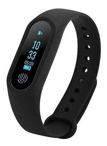 smart band m2 pulsera inteligente sensor de ritmo cardíaco