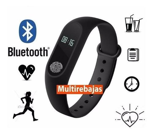 smart band m2 reloj inteligente pulsera smartwatch smartband