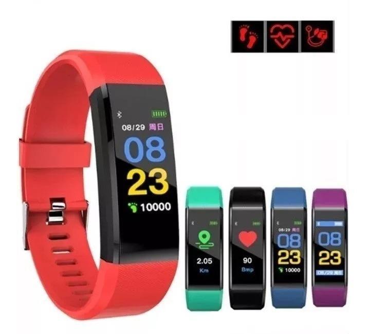 Reloj Negra Smart Band Inteligente Yoho Bluetooth Pulsera QdxreCBoW