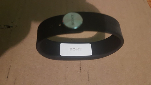 smart band sony contra agua y polvo