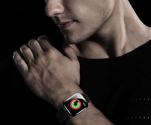 smart band watch b57 reloj deportivo, ritmo cardiaco