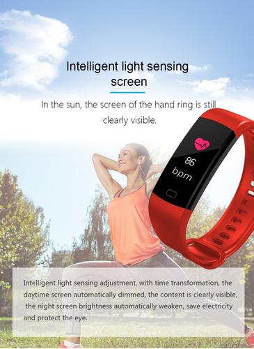 smart band watch pulsera inteligente a prueba de agua