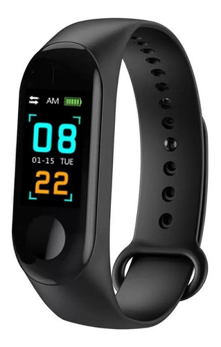 smart band x-time s1 ip67 monitor ritmo cardiaco