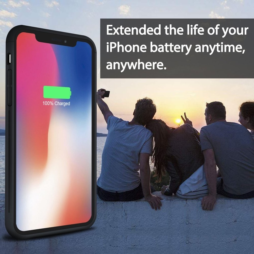 0778e9115eb Smart Battery Case Apple iPhone X iPhone 10 Capa Bateria - R$ 270,00 ...