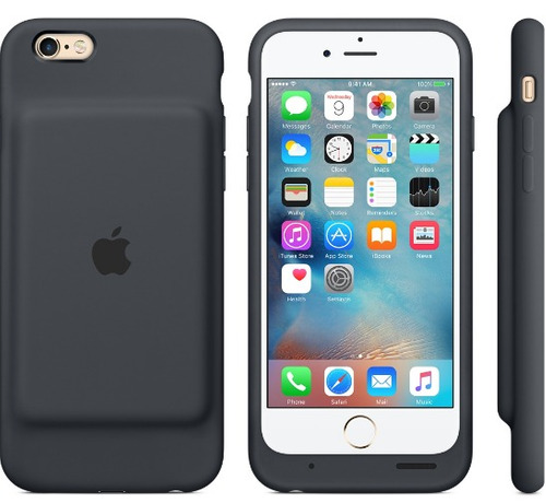 smart battery case original apple bateria iphone 6 6s